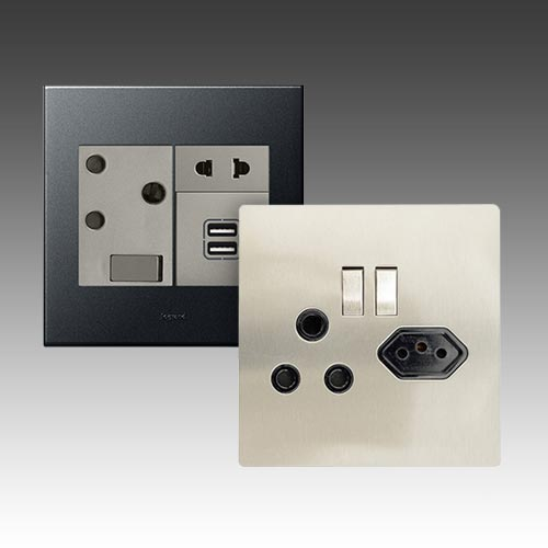 Wall Sockets