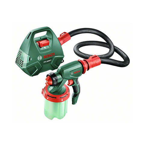 BOSCH Green Paint Spray System PFS 3000-2 650W