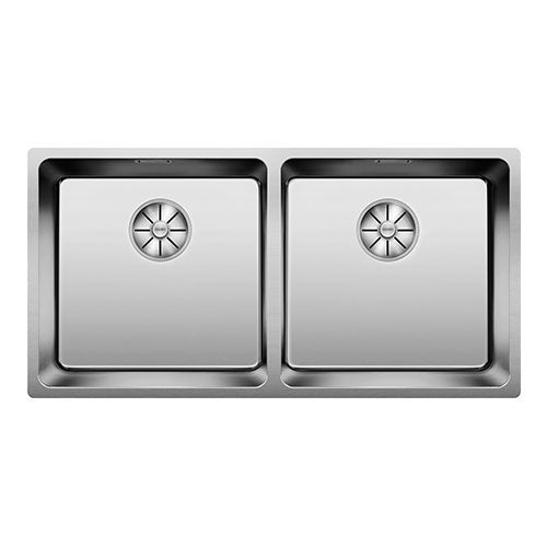 BLANCO Andano 400/400-U Stainless Steel Sink