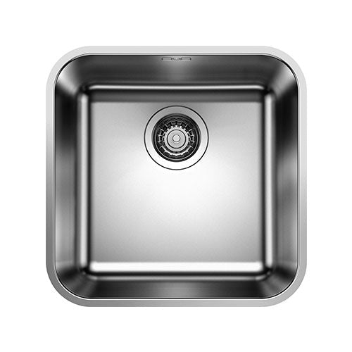 BLANCO Supra 400-U Stainless Steel Sink