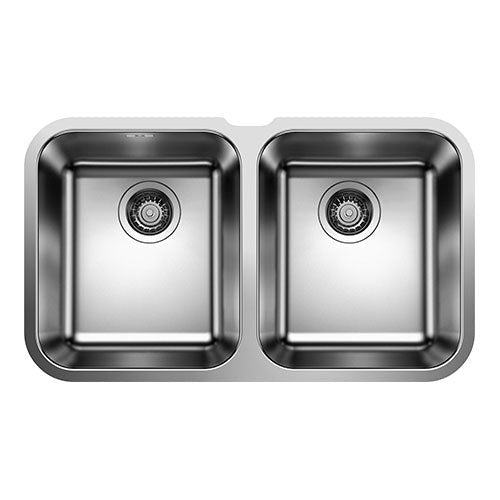 BLANCO Supra 340/340-U Stainless Steel Sink