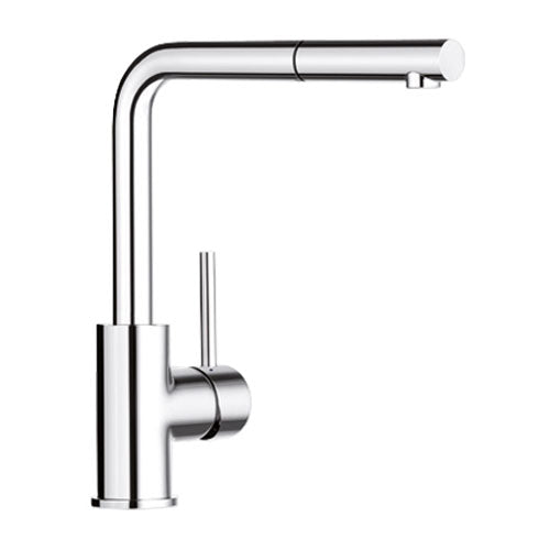 BLANCO Mila-S Sink Mixer Tap - Chrome