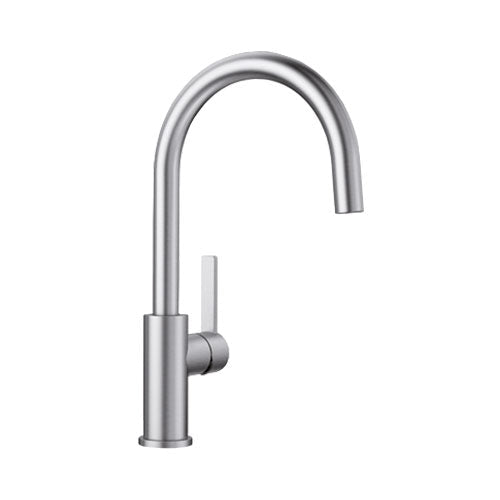 BLANCO Candor Sink Mixer Tap - Stainless Steel