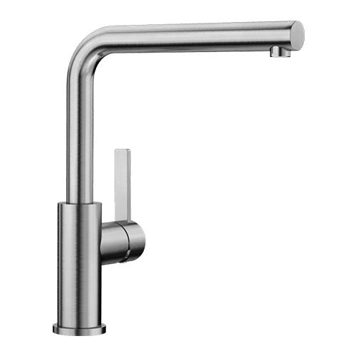 BLANCO Lanora Sink Mixer Tap - Stainless Steel
