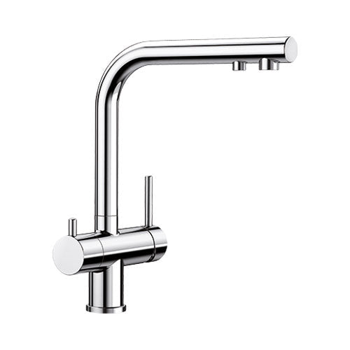 BLANCO Fontas II Filter Sink Mixer Tap - Chrome