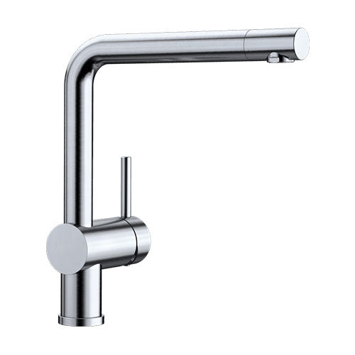 BLANCO Linus Sink Mixer Tap - Chrome