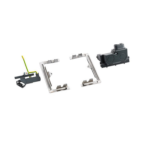Legrand 4 Module Installation Kit for Raised Access - Floor / Table Top 54006