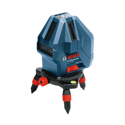 Bosch Blue Hd Self Leveling Laser Gll 5 50 X