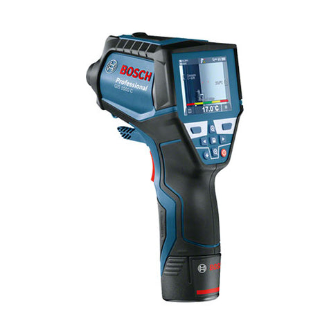 BOSCH Blue Infrared Thermal Scanner GIS 1000 C