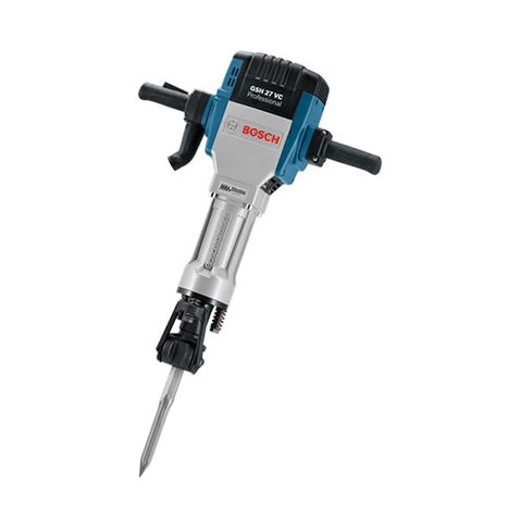 Bosch Blue Hd Breaker Hammer Drill Gsh 27 Vc 2000W