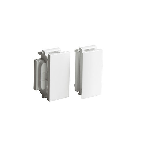 Legrand 2 Soluclip Accessories For Installation With Snap-On Trunking 75690
