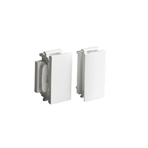Legrand 2 Soluclip Accessories For Installation With Snap On Trunking
