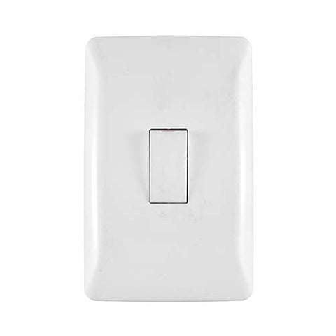 Crabtree Diamond 1 Lever 1 Way Light Switch 1