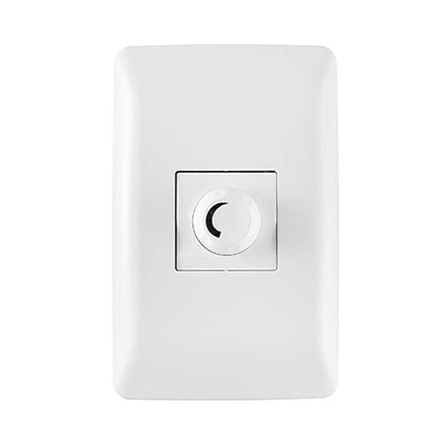 Crabtree Diamond Rotary Dimmer With Internal Switch