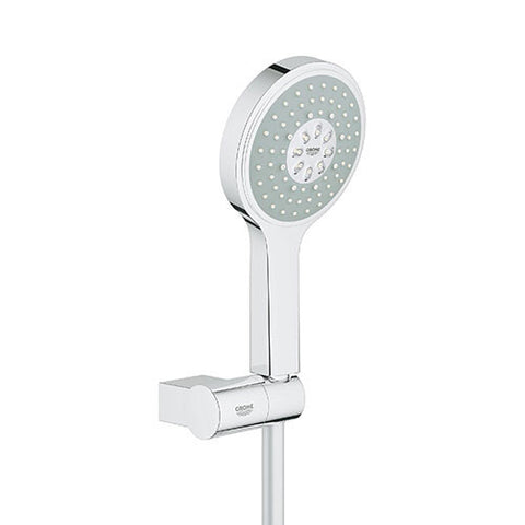 GROHE Power&Soul™ Cosmopolitan 130 Wall Shower Holder Set