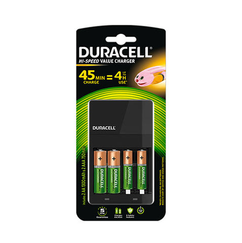 Duracell Hi-Speed Value Charger CEF14