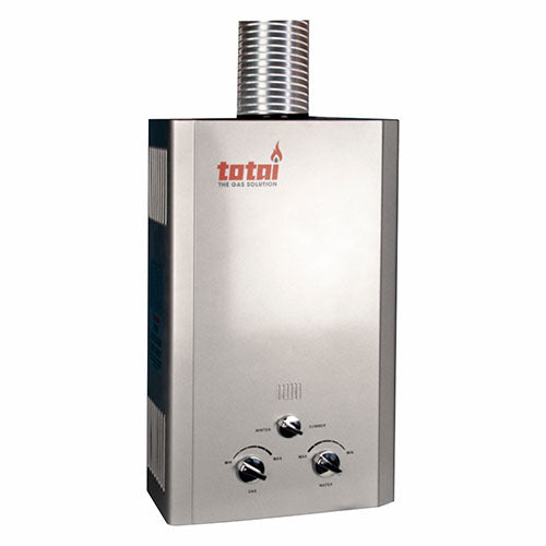 Totai Battery Operated Gas Geyser 20Lt