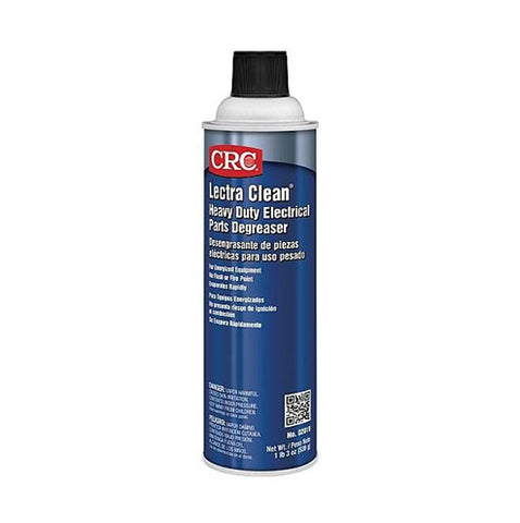 Crc Lectra Clean Heavy Duty Electrical Parts Degreaser