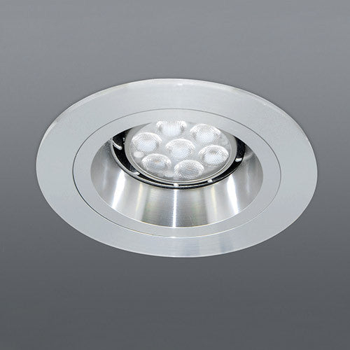 Spazio 2212 Aluminium Downlight