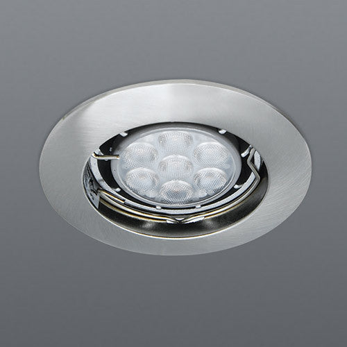 Spazio 2230 Matt Chrome Downlight