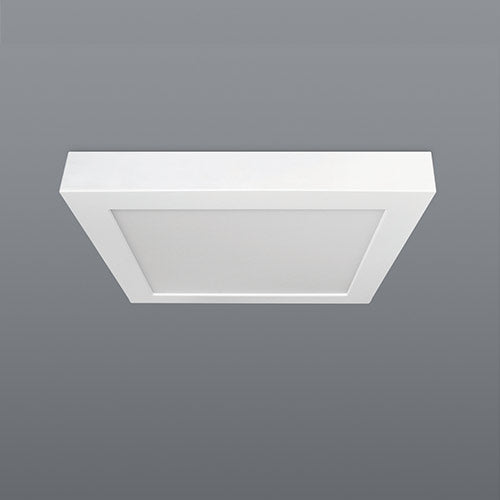 Spazio Saturn Surface Square 18W Warm White Downlight