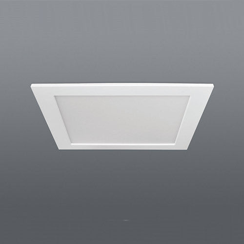 Spazio Saturn Square 18W Warm White Downlight