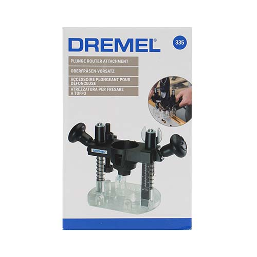 Dremel Plunge Router Attachment 335