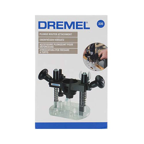 DREMEL® Plunge Router Attachment (335)