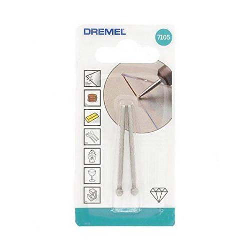 Dremel Diamond Wheel Point 7105 4 4mm
