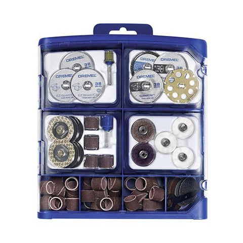 DREMEL® EZ SpeedClic Multipurpose Accessory Set (SC725)