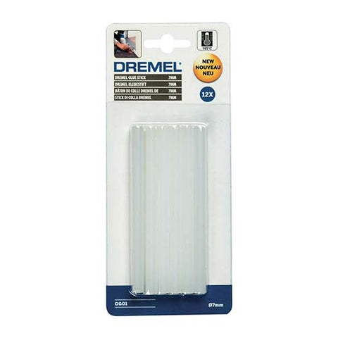 DREMEL® Multipurpose High Temp Glue Sticks - 7mm