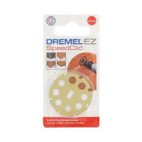 Dremel Ez Speedclic Wood Cutting Wheel Sc544
