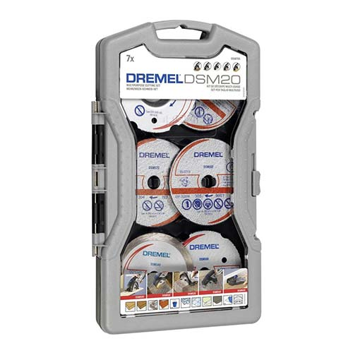 Dremel Dsm20 Multipurpose Cutting Set Dsm705