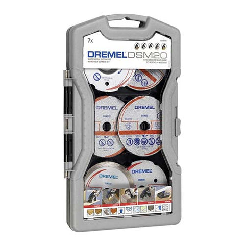 DREMEL® DSM20 Multipurpose Cutting Set (DSM705)