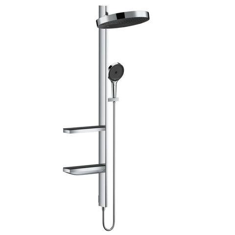 hansgrohe Rainfinity Showerpipe 360 1 Jet for Concealed Installation