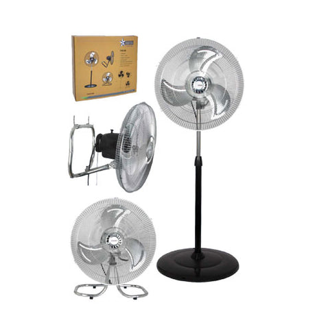 Bright Star 3 Style Fans In One Box
