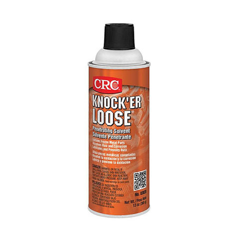CRC Knock'er Loose Penetrating Solvent