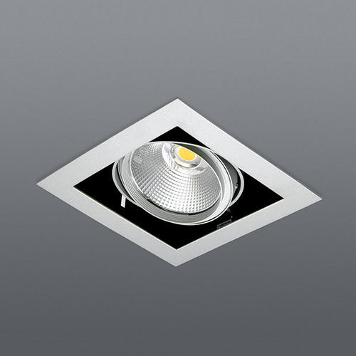 Spazio Kardan Warm White 35W LED Downlight