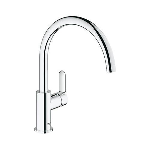 Bauedge Single Lever Sink Mixer