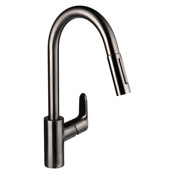 hansgrohe Decor Kitchen Mixer 240 with Pull-Out Spray