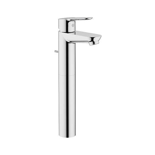 GROHE BauEdge Single Lever Basin Mixer Tall