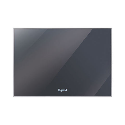 "Legrand Additional 7"" Colour Video Unit - Mirror Effect"