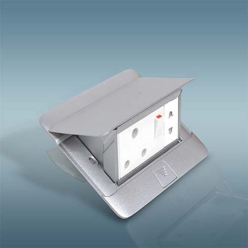 Switches Amp Outlets Legrand Complete 4 Module Pop Up