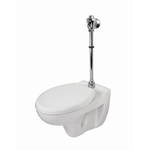 VAAL Orchid Wall Hung Top Inlet Toilet Pan
