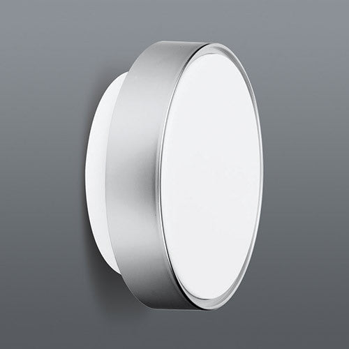 Spazio Cleo Round Small Wall Light