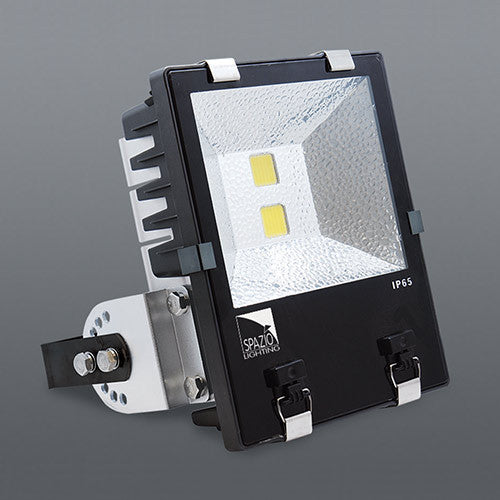 Spazio Composite 100W LED Flood Light Coastal Quality