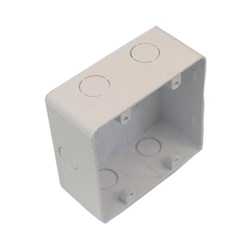 Matelec Pvc Flush Wall Boxes 4 X 4