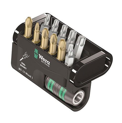 Wera Bit Check 12 Wood 1