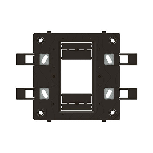Legrand Arteor Support Frame 2 to 4 Module 100mm x 100mm 576031