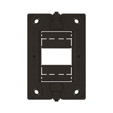 Legrand Arteor 1 To 3 Module Support Frame 2 X 4